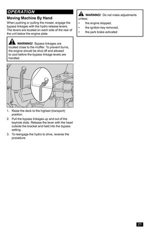 Husqvarna P-zt 60 Manual
