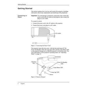 Polaroid Projector Polaview 330 User Manual