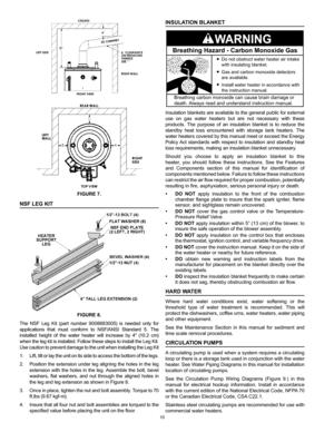 American Water Heater 80 Thermal Efficiency UltraLow NOx