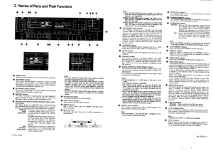 JVC R X500 Service Manual