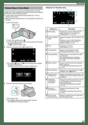 JVC GZ-EX555 User Manual