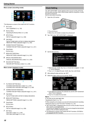 JVC Gz Ex310bu User Manual