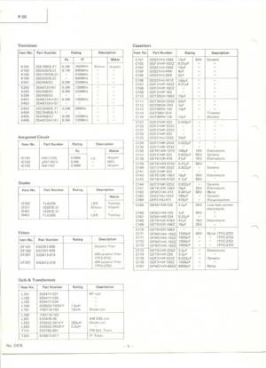 JVC R-s5 Service Manual