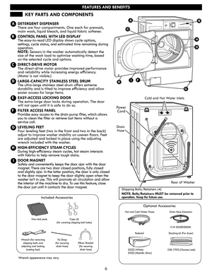 Kenmore Elite Automatic Washer User Manual