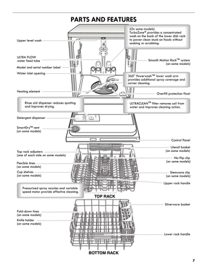 Kenmore Elite Ultraclean Dishwasher User Manual