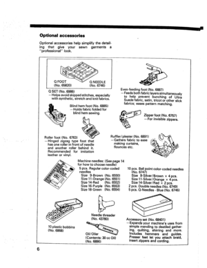 Kenmore 8 Stitch Sewing Machine Manual