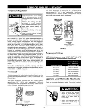 Kenmore Electric Power Miser 9 Manual