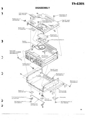 Kenwood Ts-430s Tranceiver Service Manual