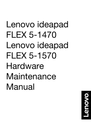 Lenovo Flex 5 User Guide