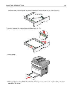 Lexmark X364dn User Manual