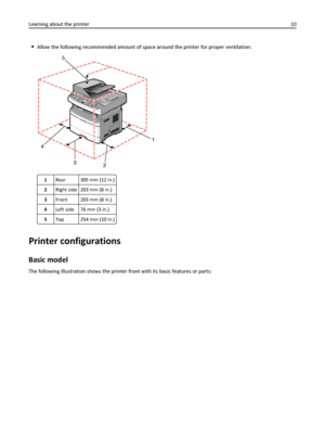 Lexmark X364dn User Manual