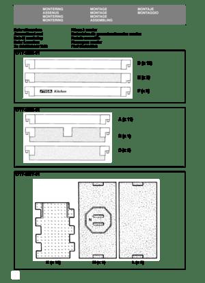 Stiga Recycling KITCHEN 8217 3207 05 Assembly Instructions