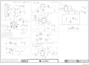 LG 26LH2000 Service Manual