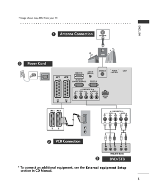 LG 22LG3050 Owners Manual