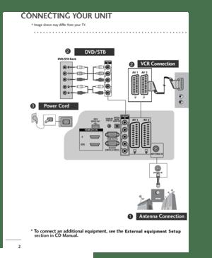 LG 26LG3050 Owners Manual