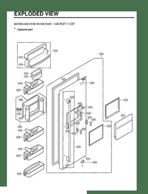 LG Gr P227 Ytqa Service Manual