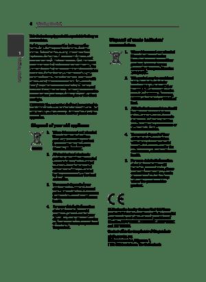 LG Rct 699 H Manual