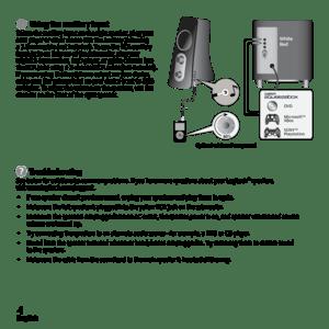 Logitech Z523 Service Manual