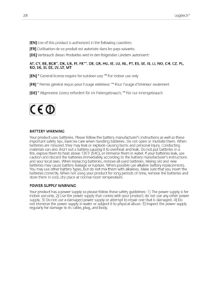 Logitech Squeezebox 3 Classic Manual