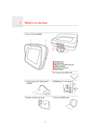 TomTom Rider V2 Manual