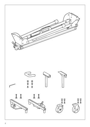 Makita Mitre Saw Stand User Manual