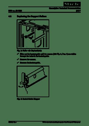 Miele G 7881 Service Manual