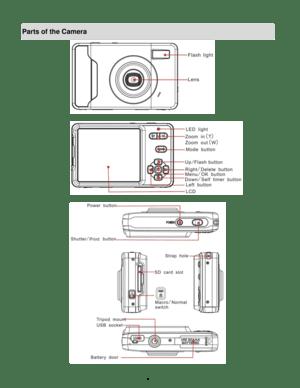 Vivitar Vivicam 5019 Users Manual