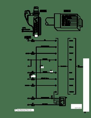 Motorola Nmn6191b C Nmn6193b C 68p81083c43 B Manual