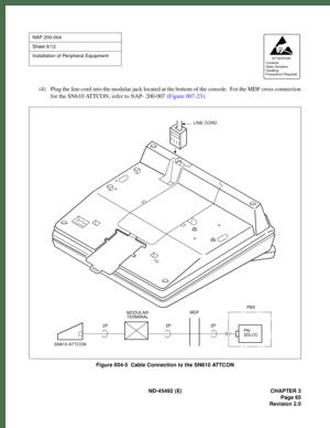 NEC Neax 2000 Ivs Installation Procedure Manual