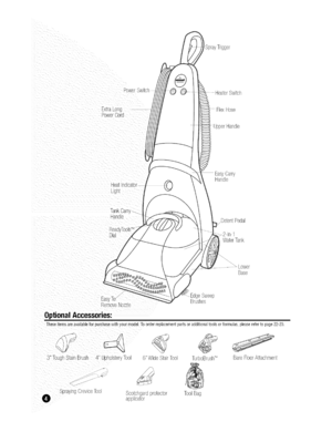 Bissell 9300-1 Manual