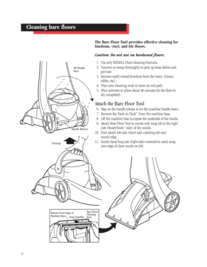 Bissell 1697m Manual