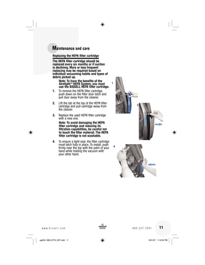 Bissell 5770p Manual