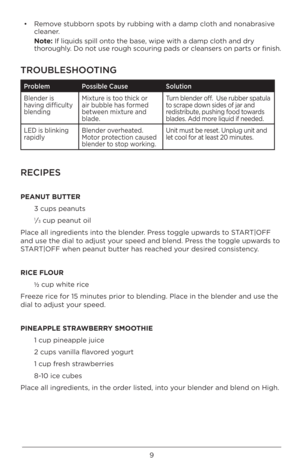 Black and Decker Performance Fusion Blade Blender BL6005