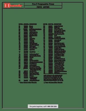 Hornady Pro-7 Progressive Press Manual