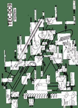 Intratec TEC-DC9 Instruction Manual
