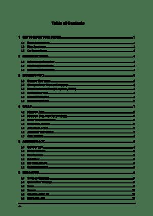 AT&T Cingular Flip M3620 User Guide