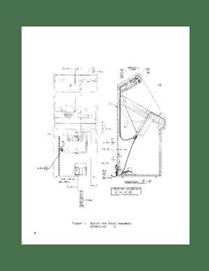 Atari Sprint One Information Catalog Manual