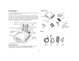 Proxima Dp6500x Projector User Manual