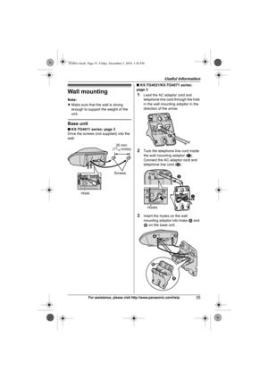 Panasonic 60 Manual