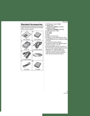 Panasonic Lumix Dmc Fx50 Operating Instructions