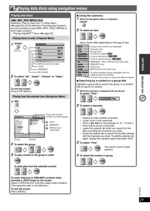 Panasonic Sc Pt850ee K Operating Instructions