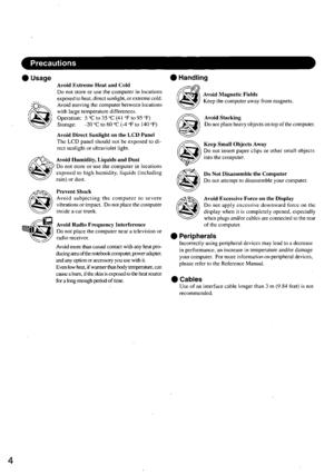 Panasonic Cf 45dj48aam Owners Manual