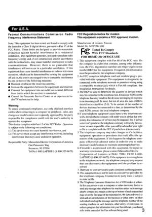 Panasonic Cf 47k4cjaam Owners Manual