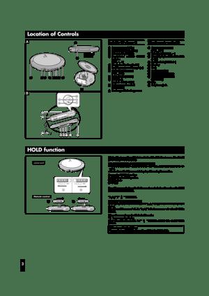 Panasonic Portable CD Player Sl Ct790 Operating Instructions