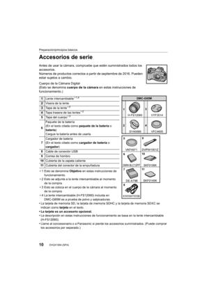 Panasonic Digital Camera Dmc G85M Basic Owners Manual