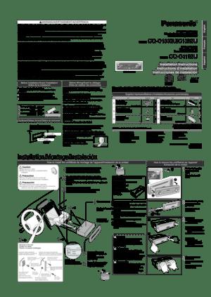 Panasonic Cq C1301u Wiring Diagram Panasonic Help Wiring