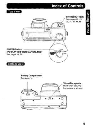 Panasonic Digital Camera Pv Ds4090 Operating Instructions
