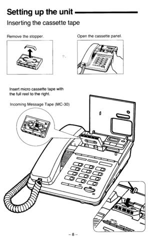 Panasonic Kx T2645 Operating Instructions Manual