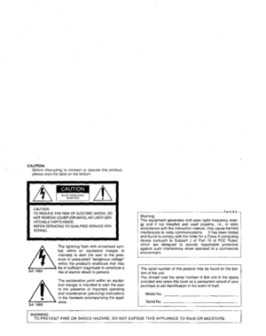 Panasonic Digital Av Mixer Wj Ave55 Operating Instructions