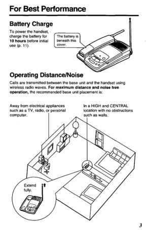 Panasonic Kx T4310 Operating Instructions Manual